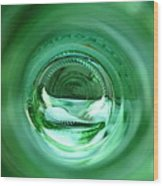Sparkling Water Wood Print