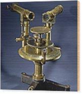 Spectroscope, Circa 1920 Wood Print