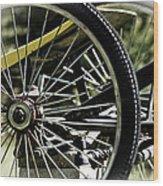 Speed Racer Wood Print