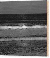 Spell Binding Tides Wood Print
