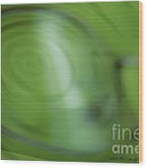 Spinner Vision Wood Print