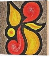 Spirit My Blossom Wood Print