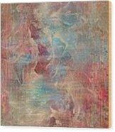 Spirit Of The Waters Wood Print