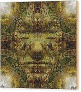 Spirit Of Woods Wood Print