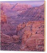 Splendor Of Utah Wood Print