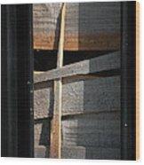 Splinter Wood Print