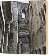 Split Croatia's Old Town Wood Print