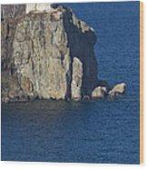 Split Rock Lighthouse 77 Wood Print