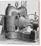 Sprague Motor, C1890 Wood Print