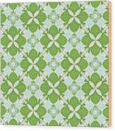 Spring Avunclover Wood Print