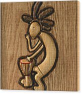 Spring Jam B Wood Print by David Taylor