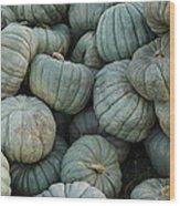 Squash Pile Wood Print
