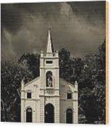St Anne's Church Wood Print