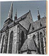 St. Bartholomew Cathedral - Pilsen Wood Print