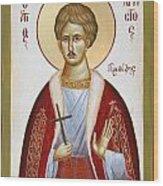 St Chrestos Of Preveza Wood Print