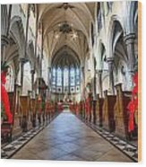 St Louis Church 3 Wood Print