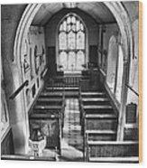 St Margaret Herringfleet Wood Print