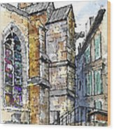 St. Martin's Cathedral Wood Print