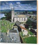 St Marys Cathedral, Co Limerick, Ireland Wood Print