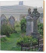 St. Nicholas Graveyard I Wood Print