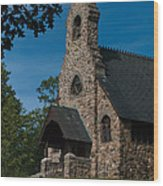 St. Peter's By-the-sea Protestant Episcopal Church Wood Print