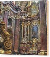 St Stanislaus - Posnan Poland Wood Print