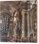 St Stanislaus Church -  Posnan Wood Print