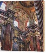 St Stanislaus Parish Church Wood Print