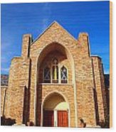 St. Stephens Presbyterian Church Wood Print