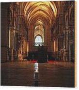 St Thomas Becket's Shrine Wood Print
