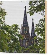St Vitus Cathedral - Prague Wood Print