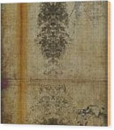 Stains Wood Print