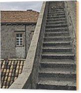 Stairs 1 Wood Print