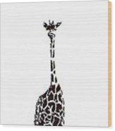 Standing Tall Wood Print by Matthew Formeller
