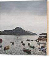 Stanley Bay Hk Wood Print