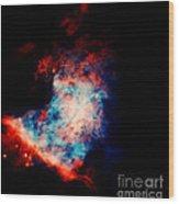 Star Birth Wood Print by Nasa