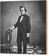 Stephen A. Douglas, American Politician Wood Print