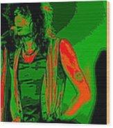 Steven In Spokane 1c Wood Print