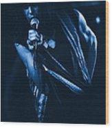 Steven In Spokane 7a Wood Print