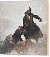 Stevenson - Kidnapped 1913 Wood Print