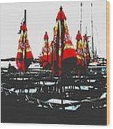 Steveston 1 Wood Print