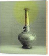 Still Life - Genie Vessel Wood Print