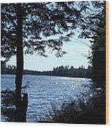 Stillwater Ny Wood Print