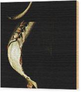 Stirrups Wood Print