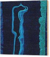 Stone Men 01c2 - Her Wood Print
