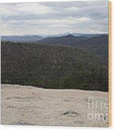 Stone Mountain State Park Wood Print