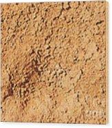 Stone Texture Wood Print