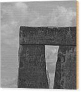 Stonehenge 19 Wood Print
