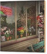 Store - Belvidere Nj - Fragrant Designs Wood Print