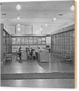 Strela Computer, 1956 Wood Print